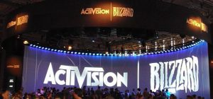 ACTIVISION BLIZZARD game company 300x140 - Top 10 Online Gaming Companies in the World