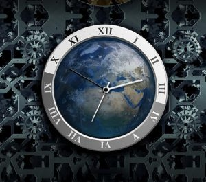 clock earth 300x265 - The Digital Revolution - Is it the Future?