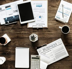 office desk 300x288 - How Can You Learn Business Intelligence?